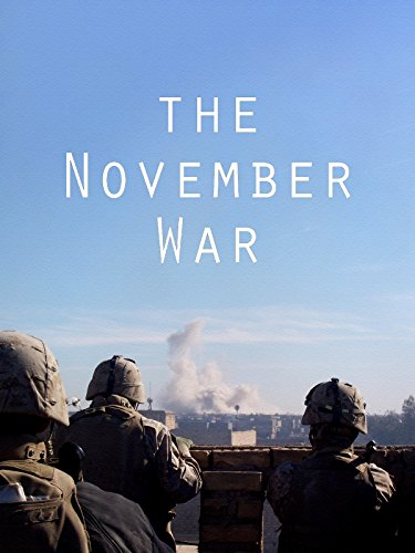 The November War Cover