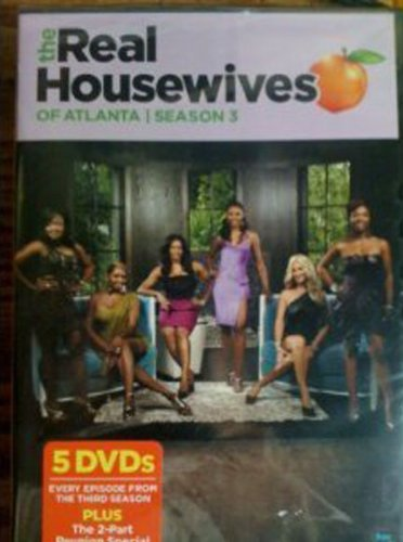 Real Housewives Of Atlanta: Season 3 (5pc) / (Box) [DVD] [Region 1] [NTSC] [US Import] (Dvd Atlanta Housewives)
