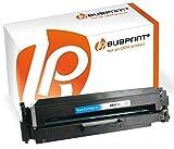 Bubprint Toner kompatibel für HP CF411X 410X für Color LaserJet Pro M452 M452DN M452DW M452NW MFP M377DW M477FDN M477FDW M477FNW 5.000 Seiten Cyan