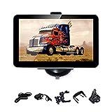 Navline Navigateur GPS Écran de 17 cm Bluetooth 16Go ROM carte européenne IGO9