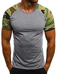34cf6096e3825 Amazon.es  Camiseta Camuflaje - 4108421031  Ropa