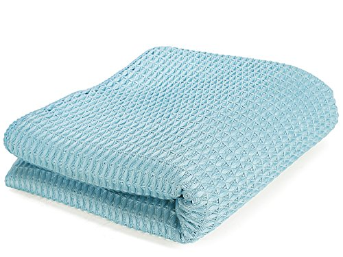 comfit-microfiber-large-waffle-weave-drying-cloth-90-cm-x-64-cm-for-cars-home-or-pets