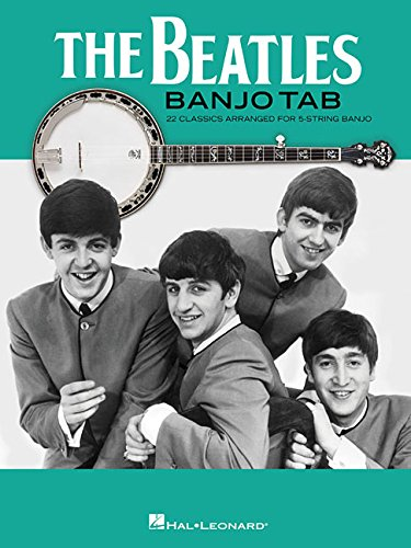 Beatles: The Banjo (TAB): Noten, Grifftabelle, Songbook für Banjo