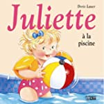 Juliette � la piscine