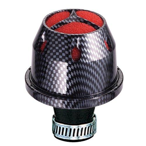 Simoni Racing Spa FSR/2C Mini Filtre Compact 2, Carbon Look