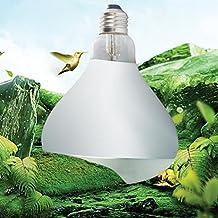 E27 Reptil 120w / 70w UVB Calcio Calentador de Cría Luz Bulbo Bajo Bombilla Emisor Iluminación - 120w