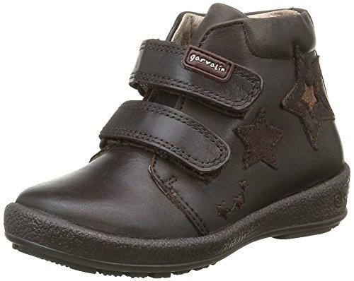 Garvalin Reeth, Sneakers Hautes Fille Marron(C/Marron)
