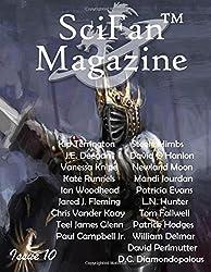 SciFan Magazine Issue 10: Beyond Science Fiction & Fantasy: Volume 10