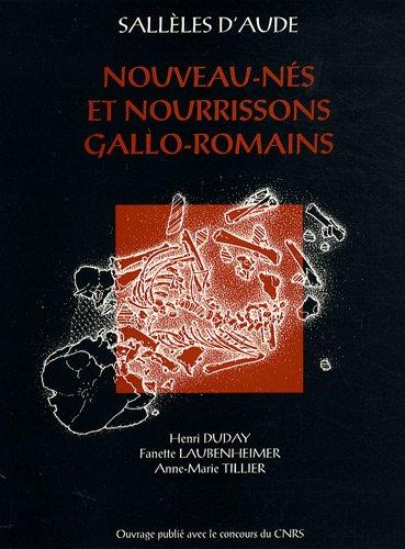 Sallèles d'Aude : Nouveau-nés et nourrissons gallo-romains