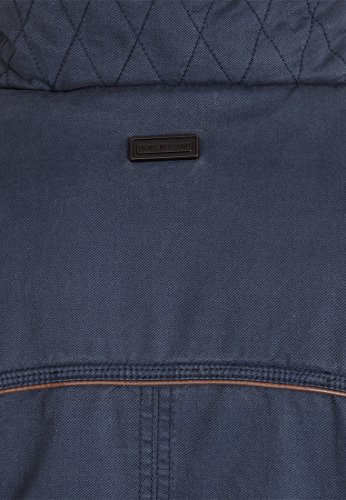 Naketano Male Jacket Op De Scooter III Dark Blue