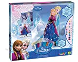 Sticky Mosaics Disney Frozen Anna and Elsa with Jewels