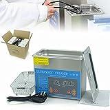 3L Ultraschall Reiniger Ultraschallreinigungsgerät Ultrasonic Cleaner+timer DE