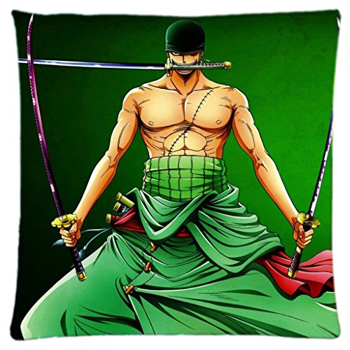 One Piece Zoro funda de almohada