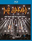 And There Will Be A Next Time... Live From Detroit [Blu-ray]