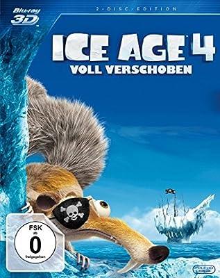 Ice Age 4: Voll Verschoben - Steelbook [Limited Edition] (+ Blu-ray) [Blu-ray 3D]