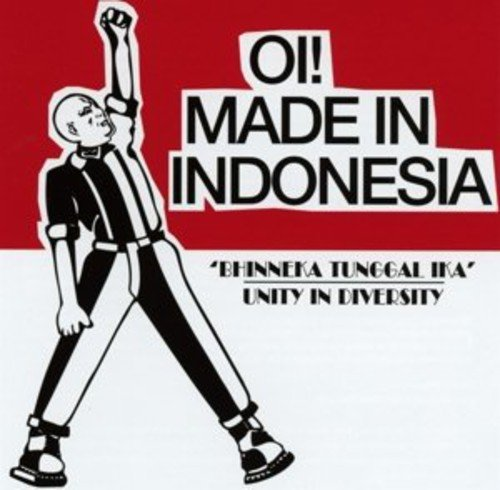 Oi! Made in Indonesia (Revolution-boot)