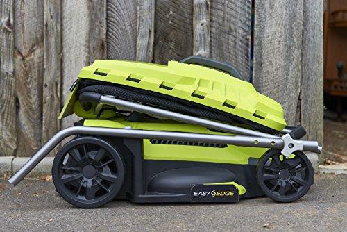 Ryobi RlM13E33S AC 1300W Lawnmower, 33Cm Deck, Hyper Green