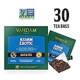 Assam Schwarzer Tee - 30 Pyramiden-Teebeutel