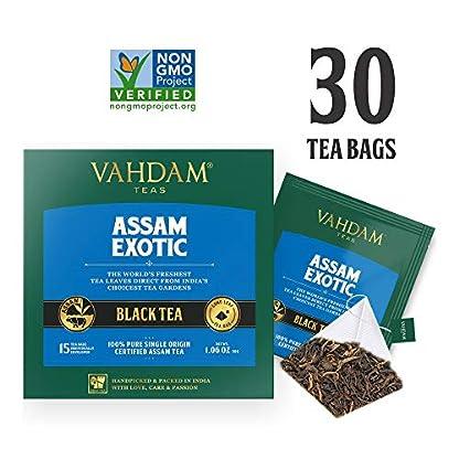 VAHDAM-Chai-Tea-Sampler-10-TEAS-50-Portionen-100-NATRLICHE-GEWRZE-Indiens-ursprngliche-Masala-Chai-Tees-Brew-Hot-Iced-oder-Chai-Latte-Teesortenpaket-Chai-Tea-Loose-Leaf-100g