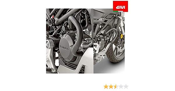 Givi Tn1164 Black Honda Cb125r Auto