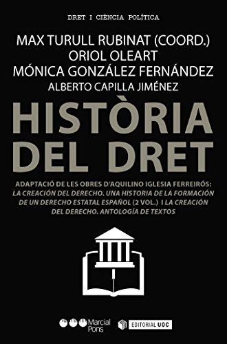 Historia del dret (2017) (Manuals) por Max Turull (Eds.)