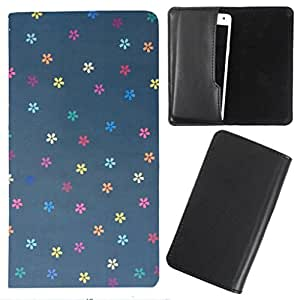 DooDa - For Spice X-Life 512 PU Leather Designer Fashionable Fancy Case Cover Pouch With Smooth Inner Velvet