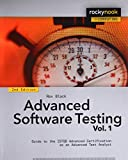 Advanced Software Testing Volume 1: Guide to the Istqb Advanced Certification as an Advanced Test Analyst