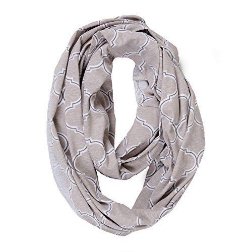 itzy-ritzy-nursing-happens-infinity-breastfeeding-scarf-silver-trellis-color-silver-trellis-model-ib