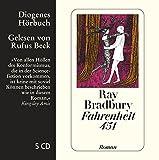 Fahrenheit 451 (Diogenes Hörbuch, Band 80180)