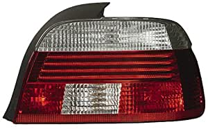 HELLA 2VP 008 272-221 Feu arrière, droite, 12V, LED, avec porte-lampe, avec ampoules