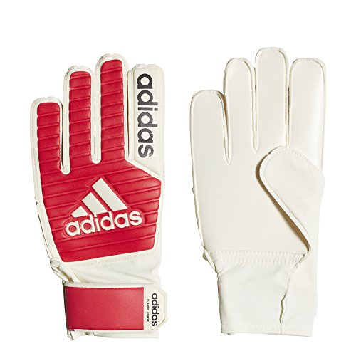 adidas Kinder Classic Junior Torwarthandschuhe, real Coral s18/White, 4.5