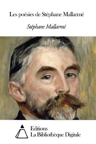 Les poésies de Stéphane Mallarmé
