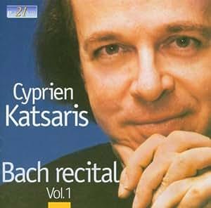Bach Recital Vol.1