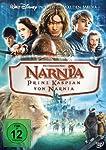 Buena Vista Narnia - Prinz Kaspian von Narnia, USK/FSK: 12+ VÃ--Datum: 04.12.08Ein Jahr nach den unglaublichen Ereignissen finden sich die ehemaligen gekrönten Häupter des Wunderlands in ihrem fernen Reich wieder. Dabei müssen sie feststellen, dass n...