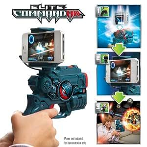 Wow Wee-App Gear - 0 140 - Jeu Électronique - Elite Commandar - App Gear
