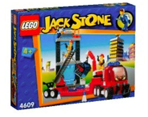 Lego 4609 - Feuerwehr-Mannschaft, 94 Teile