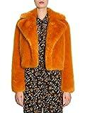 Michael Kors Michael by Damen Mf82hsa51u794 Orange Modal Jacke