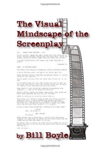 The Visual Mindscape of the Screenplay por Bill Boyle