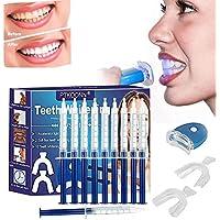 Kit de Blanqueamiento Dental,Blanqueadoras Para Dientes Blancos,Producto BlanqueadorDental Profesional,Kit de blanqueamiento dentalAnself Juego de BlanqueadordeDientes Equipo Dental de Blanqueamiento
