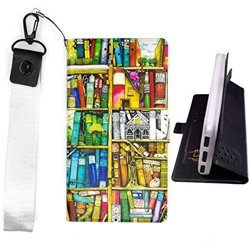 Lovewlb Hülle für Energizer Hardcase H500s Hülle Flip PU-Leder + Silikon Cover Case Fest SJ