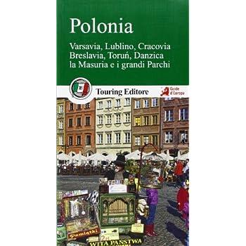 Polonia- Touring Editore + Informazioni Pratiche