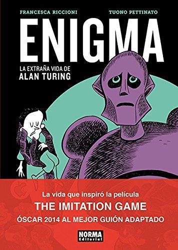 Enigma.La extraña vida de alan turing (Comic Europeo (norma))