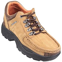 Woodland Mens Camel Nubuck Leather Boots - 8 UK/India (42 EU)