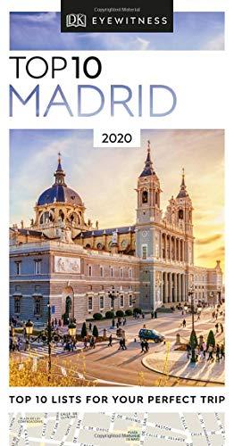 DK Eyewitness Top 10 Madrid: 2020 (Pocket Travel Guide)