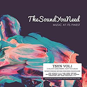 The Sound You Need/Inclus MP3