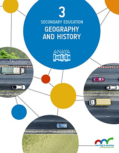 Geography and History 3. (Anaya English) - 9788467852462 por Manuel Burgos Alonso