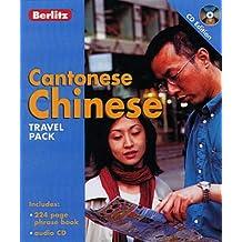 Chinese Cantonese Berlitz Travel Pack (Berlitz Travel Packs)
