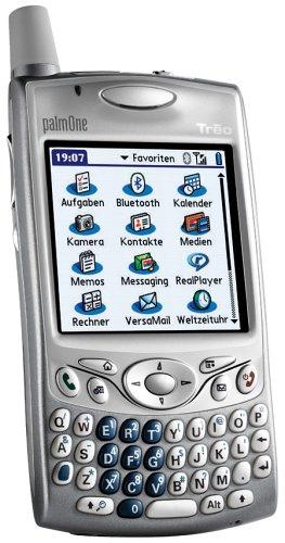 Palm Treo 650 Smartphone (Handheld und Telefon in Einem) - Palm Treo 650 Smartphone