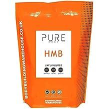 500g: Bodybuilding Warehouse Pure HMB Powder Unflavoured 500 g