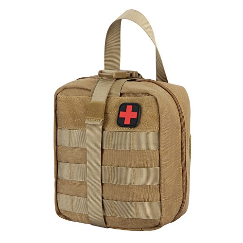 Rip-Away EMT Tasche Coyote first aid pouch (khaki)
